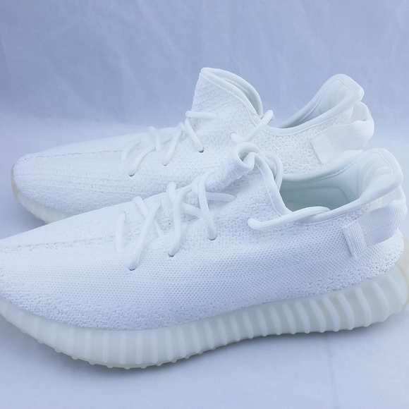 02d9a7458fd33 Adidas Yeezy Boost 350 V2 Cream White Size 10